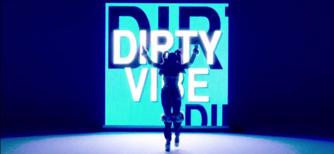 Skrillex Drops Official 'Dirty Vibe' Music Video