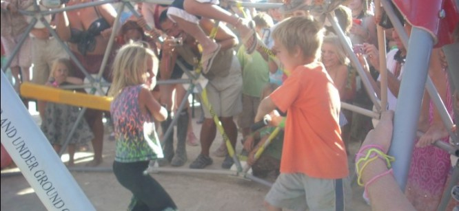 Check Out Burning Man Through The Eyes of a Child