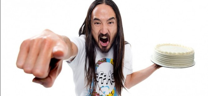 """Steve Aoki Announces Dates For 'The Neon Future Experience' And Drops Video For """"Get Me Outta Here"""""""