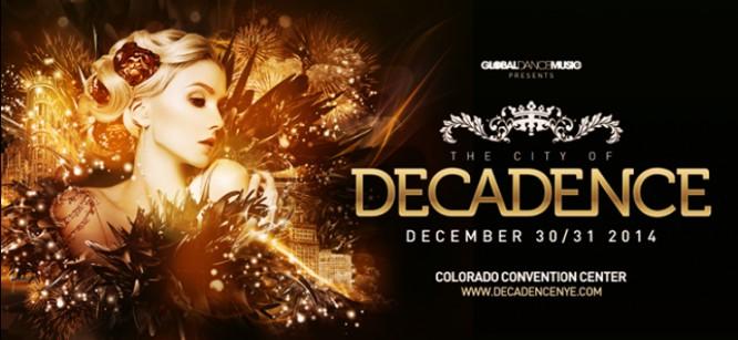 Decadence NYE Unveils Trailer And Announces EDM.com Silent Disco Stage