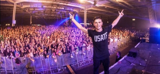 Study Finds Aly & Fila And Martin Garrix Toured The Most Countries In 2014
