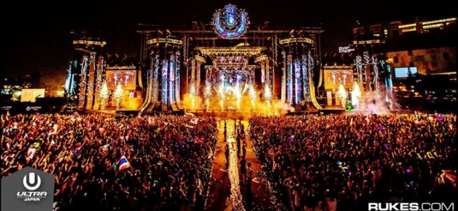 Ultra Music Festival To Return To Japan in 2015