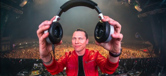 Tiesto Releases His Remix Of Beyonce's 'Drunk In Love' For Free