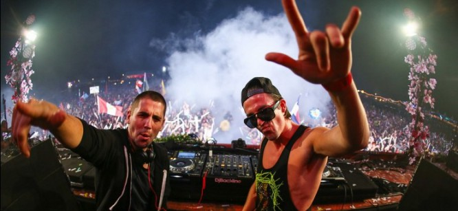 Dimitri Vegas & Like Mike Set Their Sights On The Big Screen