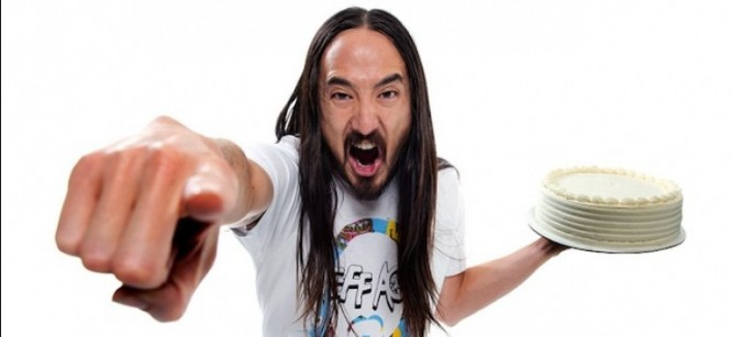 Steve Aoki Ends a Cake-Throwing Era with 'Cakeface'