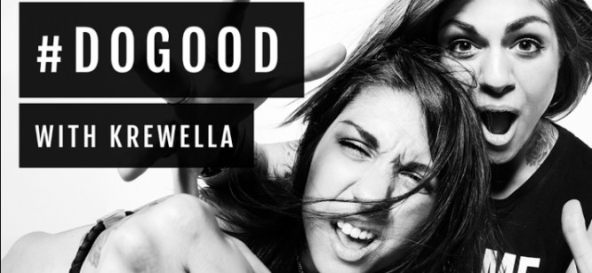 Krewella Invites You To Help Paint A Mural For Charity
