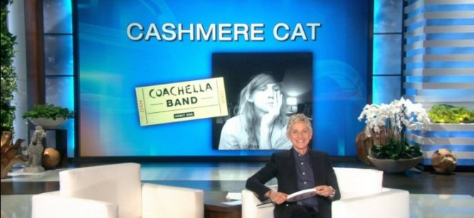 Ellen Degeneres Plays 'Coachella Band or Cartoon Character'