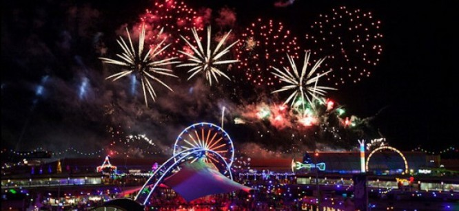 Electric Daisy Carnival Mexico 2015 Drops Energetic Trailer