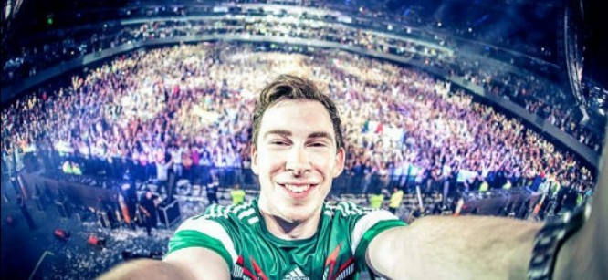 Hardwell Blends Pop Genres On New Single