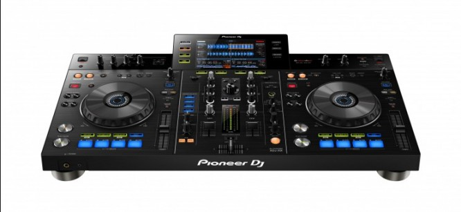 Pioneer Announces New All-In-One, Standalone XDJ System