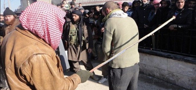 ISIS Authorities Sentence Musicians to 90 Lashes for Playing Electronic Keyboards