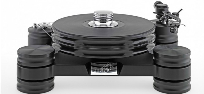 Transrotor Releases Most Expensive Turntable System in the World