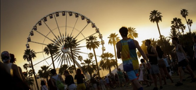 Coachella 'Neon Carnival' Party to Make Super Bowl Appearance