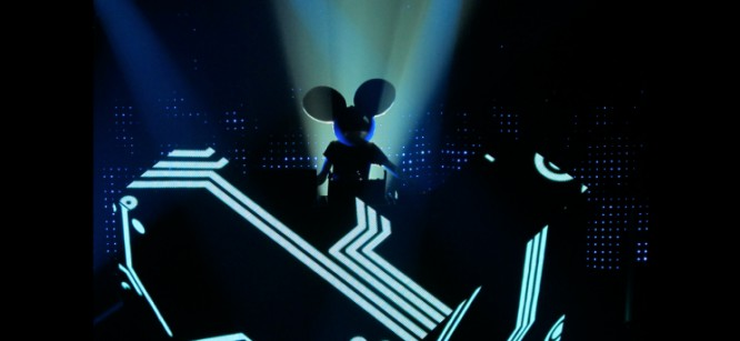 Watch Deadmau5 Close The Guvernment Out in Style