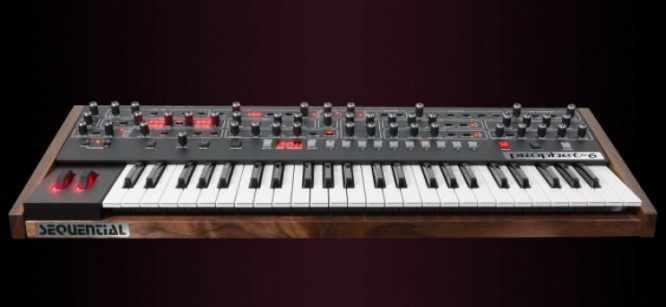 Dave Smith Instruments Launches Prophet-6 Synthesizer