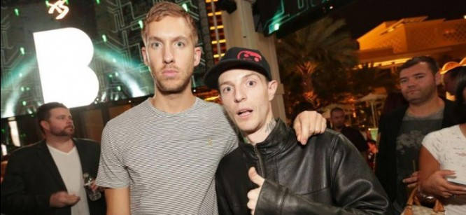 Deadmau5 Mistakenly Receives Award for Calvin Harris