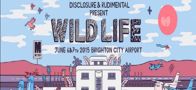Disclosure And Rudimental Present Wild Life Festival With Seth Troxler, Annie Mac, And More