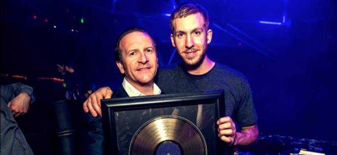 Calvin Harris Signs Three-Year Contract with Hakkasan Group