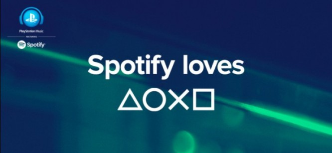 Spotify & Sony Partner For Playstation Music Streaming Service