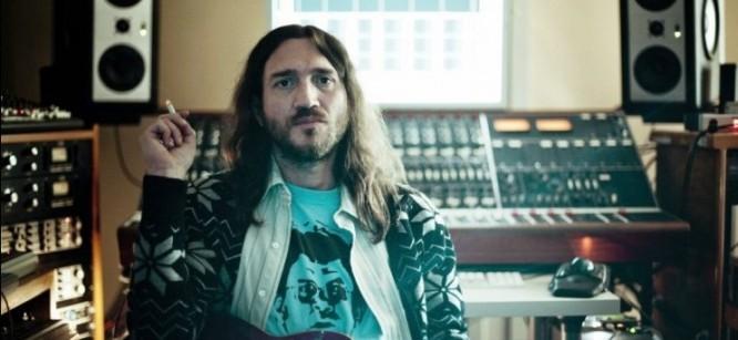 Ex-Red Hot Chili Peppers Guitarist Announces Acid House Album