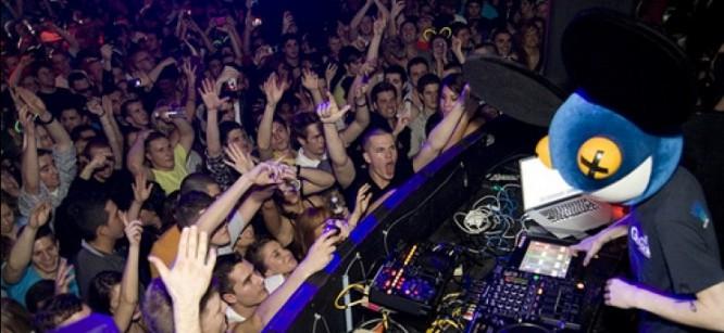 Deadmau5 Commemorates The Guvernment's Resident DJ