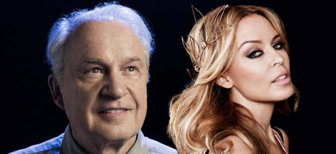 Giorgio Moroder & Kylie Minogue Release Video For 'Right Here, Right Now'