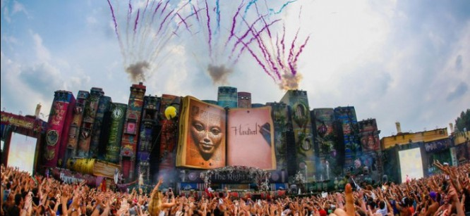 Tomorrowland Brasil Announces Phase One Lineup