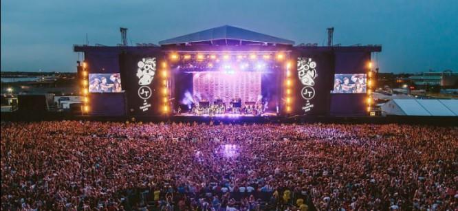 David Guetta, Avicii, NERO, & More Headline Wireless Festival