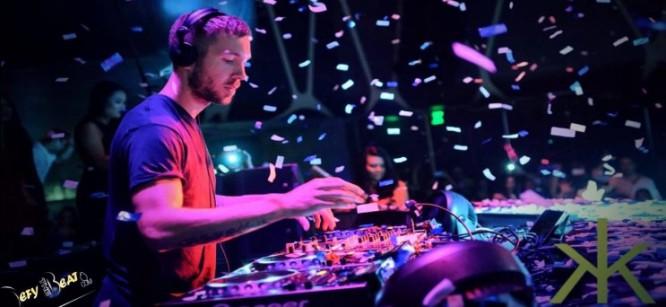 Calvin Harris Sets New Billboard Record