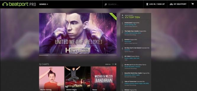 Beatport Launches New Beatport Pro Website