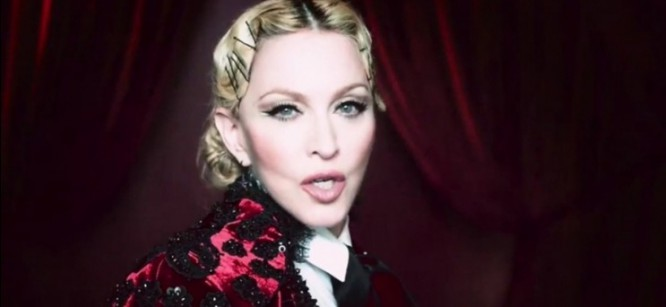 Madonna Premieres 'Living For Love' Music Video Via Snapchat