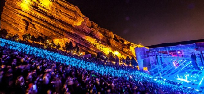 Despite Sound Regulations, Red Rocks Amphitheater Loves EDM