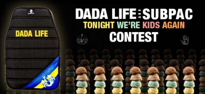 Win a Dada Life Limited Edition SubPac!
