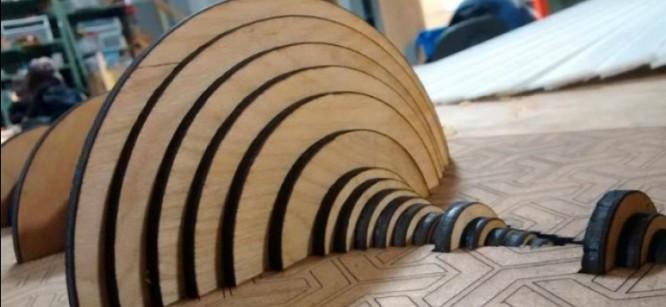 You Can Now Buy Your Own Wooden Amen Break Waveform
