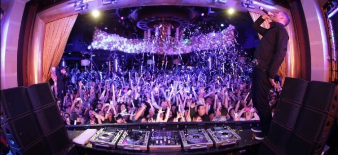XS Ranked No. 1 Highest Revenue Earning Nightclub
