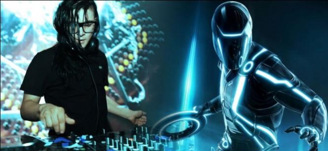 Giorgio Moroder and Skrillex collab on Tron Video Game Soundtrack