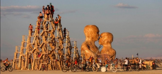Burning Man Registration Open For 2015's Event