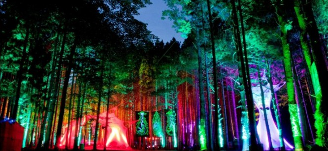 Skrillex, Flume, Bassnectar, & More Top Electric Forest 2015 Lineup