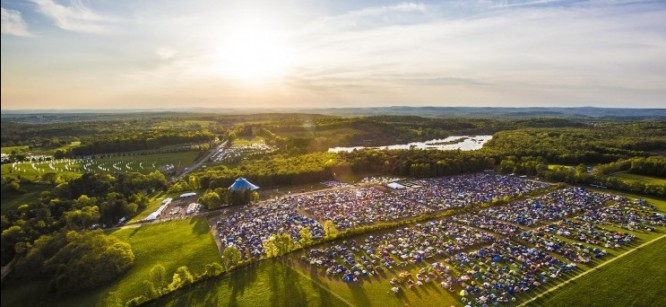Top 5 Things To Look Forward To At Mysteryland's Holy Ground Camping