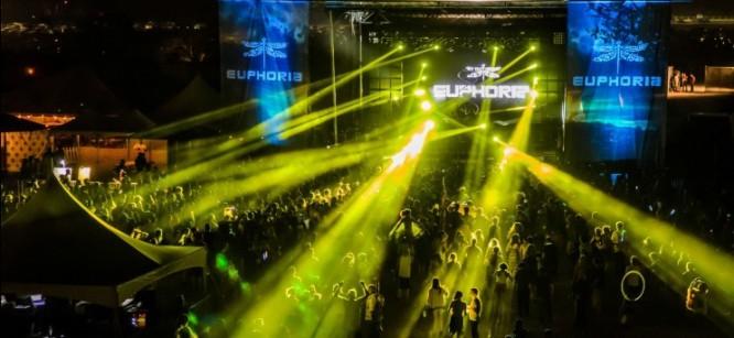 Euphoria Announces Second Phase Of Stellar Lineup