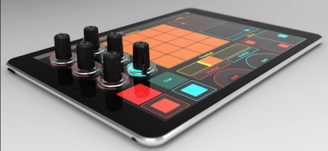 Turn Your iPad Into A Real DJ Controller