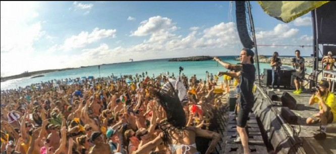 Behind The Scenes Video of Mad Decent Boat Party