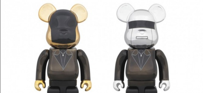 Japanese Company Sells Limited Edition Daft Punk Toys