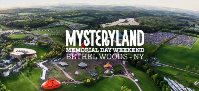 Donate Your Time In Exchange For A Mysteryland Ticket
