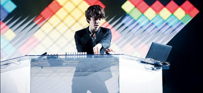 """Watch Madeon and Passion Pit's Futuristic Video For """"Pay No Mind"""""""