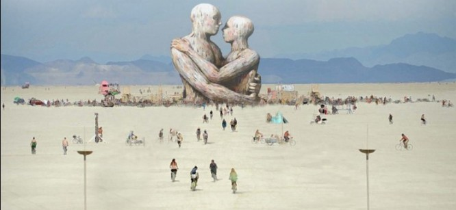 Videographer Captures The Spirit of Burning Man In Amazing Time Lapse Video