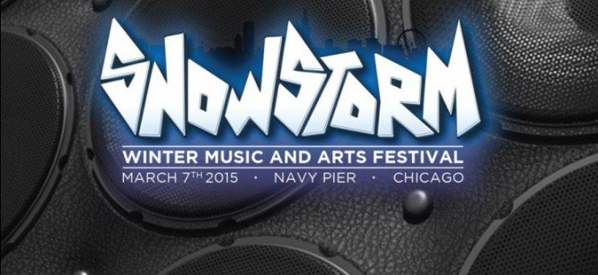 Snowstorm Music and Arts Festival Announced in Chicago