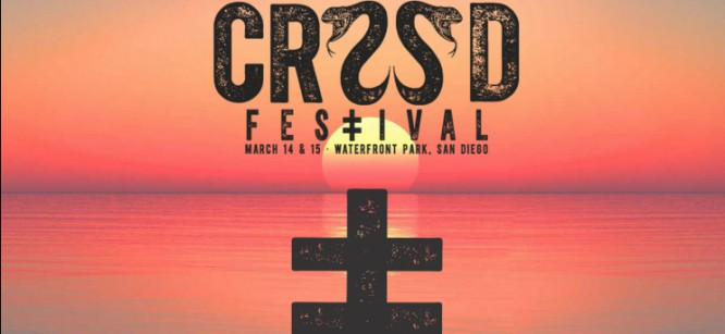 CRSSD Festival Partners With WeTransfer For Free Mixes