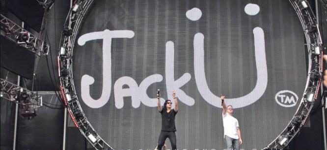 The JACK U Album Has Officially Been Released