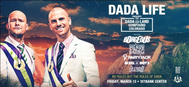 Dada Life Is Searching For The Next Consulate Ambassador of Dada Land